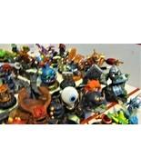 Skylanders - Large lot of 55 Skylanders - (51 skylanders & 4 Portals) - $38.00