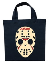 Friday the 13th Trick or Treat Bag - Personalized Jason Halloween Bag - $11.99+
