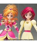 NEW S.H.Figuarts Pretty Cure Splash Star CURE BLOOM & MICHIRU Set Figure... - $144.91