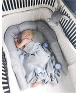 Besides Protecter,Baby Bed Crib Playard Bassinet Pillows Bedding for Bab... - $68.33