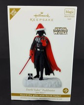 Hallmark Star Wars Ornament Darth Vader Peekbuster Magic 2012 - $34.64