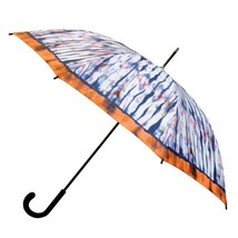 Nicole Miller 48 Inch Fashion Stick Umbrella, On Clouds (On Clouds Print) - $37.49