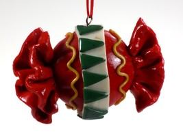 Dough Style Christmas Ornament Piece of Candy #55 - $3.95