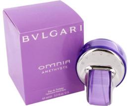 Bvlgari Omnia Amethyste Perfume 2.2 Oz Eau De Toilette Spray image 1