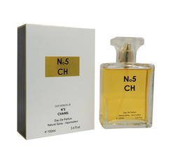 VERSION OF Chanel #5 Perfume 3.4oz  - $14.99