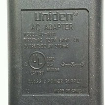 Uniden AD-0001 AC Power Supply Adapter Charger 9VDC 210mA - $6.64