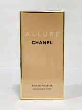 Chanel Allure Perfume For Women Edt 1.7 Oz 50 Ml New In Sealed Box - $79.38