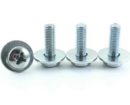 Samsung Wall Mount Mounting Screws For UN40JU640D, UN40JU640DF, UN40JU640DFXZA - $6.92