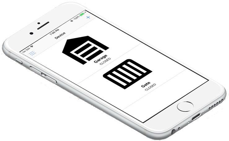 GoForIoT(Go For IoT) - Smartphone Garage Door Opener & Android App