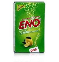 Eno Sachet For Relief in Acidity Gastric Discomfort Stomach Burn (Pack o... - $5.93+