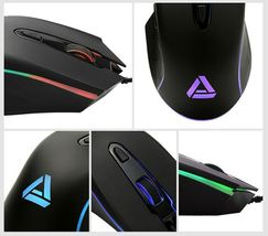 Apix GM002 USB Wired Gaming Mouse 5000DPI PMW3325 Sensor image 5