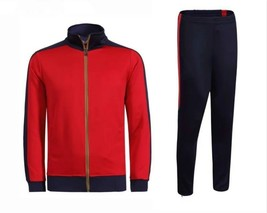 1617Arsenal red coat Men's Spring and Autumn football suits  tracksuits ... - $51.00