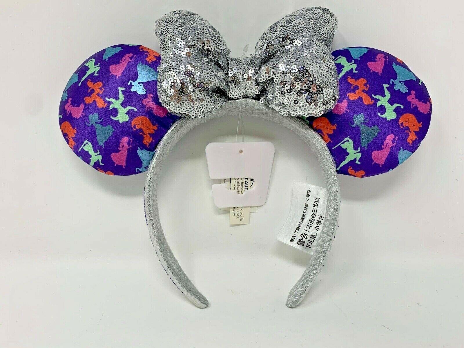 Disney Parks runDisney 2019 Princess Half Marathon Minnie Mouse Ear Run Headband - $59.39