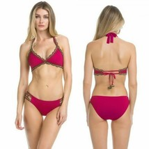 Becca Women's swim Top/Bottom Raspberry. Pick Your Size #B195 - $19.99+