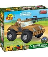 COBI 60 Piece Military Vehicle STORM Small Army #2119 - $11.83