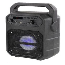 QFX 4 inch 1500W Portable Bluetooth Lightweight Loudspeaker with Microph... - $63.56 CAD