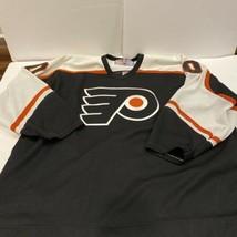 Vintage John LeClair Philadelphia Flyers Jersey NHL CCM XXL - $49.50