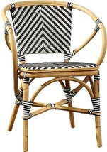 Bistro Chair FURNITURE CLASSICS PEARL Transitional Black - $459.00