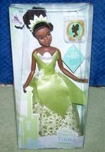"Disney Princess Princess Tiana Doll 11.5""H New - $18.50"