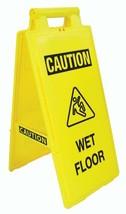 Fold-Up Floor Sign - Caution, Wet Floor - $29.20