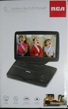 "RCA 9"" Portable DVD Player - Black (DRC98091S) - $77.59"