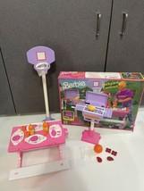 MATTEL 1991 Barbie Backyard Cookout Box & Accessories COMPLETE w box 7567 - $31.93