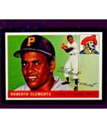 1955 Topps Baseball #164 Roberto Clemente [Pittsburgh Pirates] Rookie Re... - $3.75