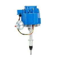 AMC JEEP 232 258 4.0 4.2 6 CYL HEI  DISTRIBUTOR 65K Volt BLUE