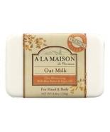 A La Maison - Bar Soap - Oat Milk - 8.8 oz - $5.39