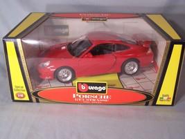 Porsche GT3 Strasse 1:18 scale diecast Burago Bburago Special Collection - $45.08