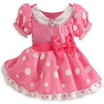NEW Disney Store Pink Minnie Mouse Costume Dress 6-12 mos 12-18 mos - $39.99