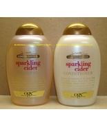OGX Sparkling Cider Shampoo Conditioner Set Kandee Johnson Limited Edition - $20.00