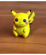 "PIKACHU - 1999 Pokemon Mini Figure (Pencil topper) 1.5"" - $3.96"