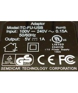 Generic TC-FU-USB Home USB Charger - $4.32