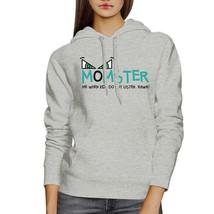 Momster Kids Don't Listen Grey Hoodie - $25.99+