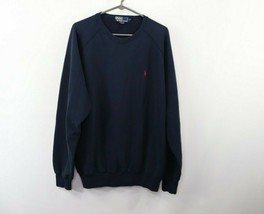 Vintage 90s Polo Ralph Lauren Mens Large Long Sleeve Crewneck Sweater Na... - $44.50