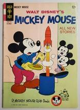 Mickey Mouse Walt Disney's Gold Key #98 Silver Age Comic Book 1964 - $15.13