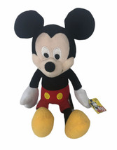 "Disney Mickey Mouse 90 Years The True Original Kohl's Cares 12"" Plush - $24.74"