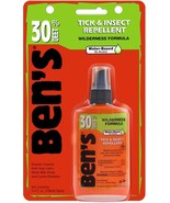 Ben's 30% Deet Tick & Insect Repellent Spray Pump 3.4 oz. - $9.99