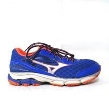 Mizuno Running Shoes Wave Inspire 12 Women Size 8 Mesh Purple Silver 410745 - $14.84