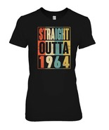 Straight Outta Retro USA 1964 53rd Birthday Gift 53 Vintage - $19.99+