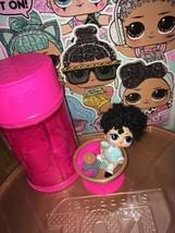 Hair Goals Miss Jive Lol Surprise Doll Retro Club All Accessories - $11.40