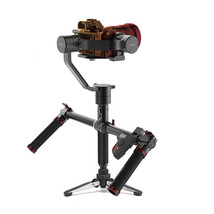 MOZA Air 360 Roll 3 Axis Dual Handheld Gimbal Stabilizer Anti-shake Trip... - $917.70