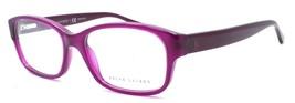 Ralph Lauren RL6111 5408 Women's Eyeglasses Frames 51-16-140 Purple - $49.40
