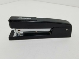 Swingline Vintage Stapler Model 747 94-02 Metal Desktop Black Color P1944 - $8.03