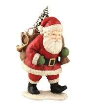 "Bethany Lowe Christmas ""Santa With Bag of Toys"" TD5099 - $57.99"