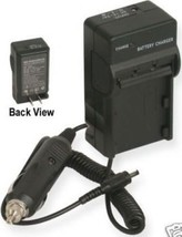 Charger For Panasonic DMC-TZ6K DMC-TZ6EB-K DMC-TZ7 DMC-TZ7S DMC-TZ7K DMC-TZ7A - $14.92