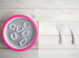 Spona Iron Plate Ice Cream Maker Making Pan Instant Handmade IceCream Machine image 6
