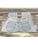 Vintage Lee Women's Denim Mom Jeans Size W26 L29 - $44.50