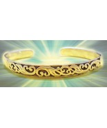 HAUNTED ANTIQUE SCROLL BRACELET 1000X WAVES OF WEALTH & POWER MAGICK  7 ... - $94,007.77